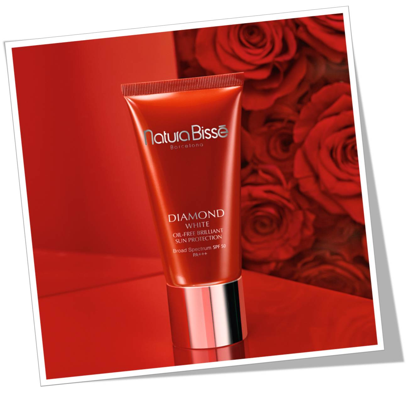 Diamond white spf50 Beauty lovers day 27 abril