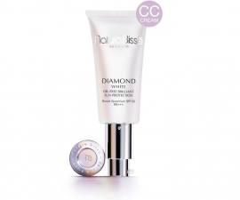 Diamond White SPF50 PA+++ Oil Free Brillant Sun Protection 30ml